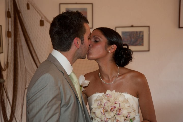 Civil wedding Isola Pescatori