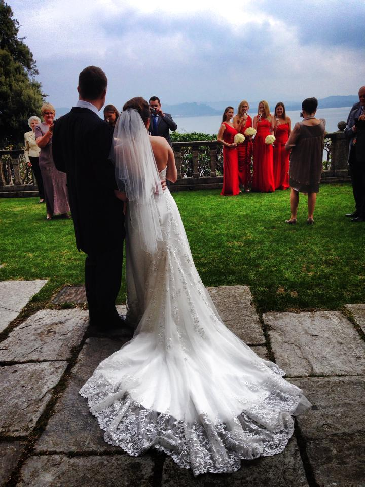 Villa Claudia Dal Pozzo wedding