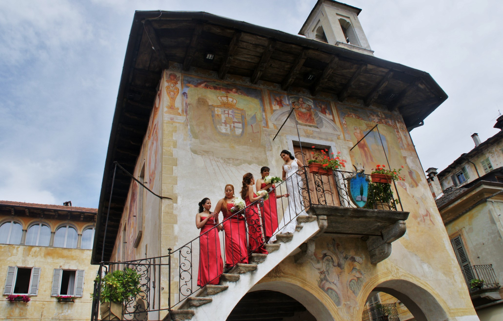 Lake orta wedding lake maggiore weddings for Most romantic place to get married